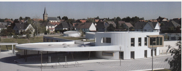 Capture Groupe scolaire Betschdorf