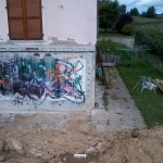 démolition avant les travaux